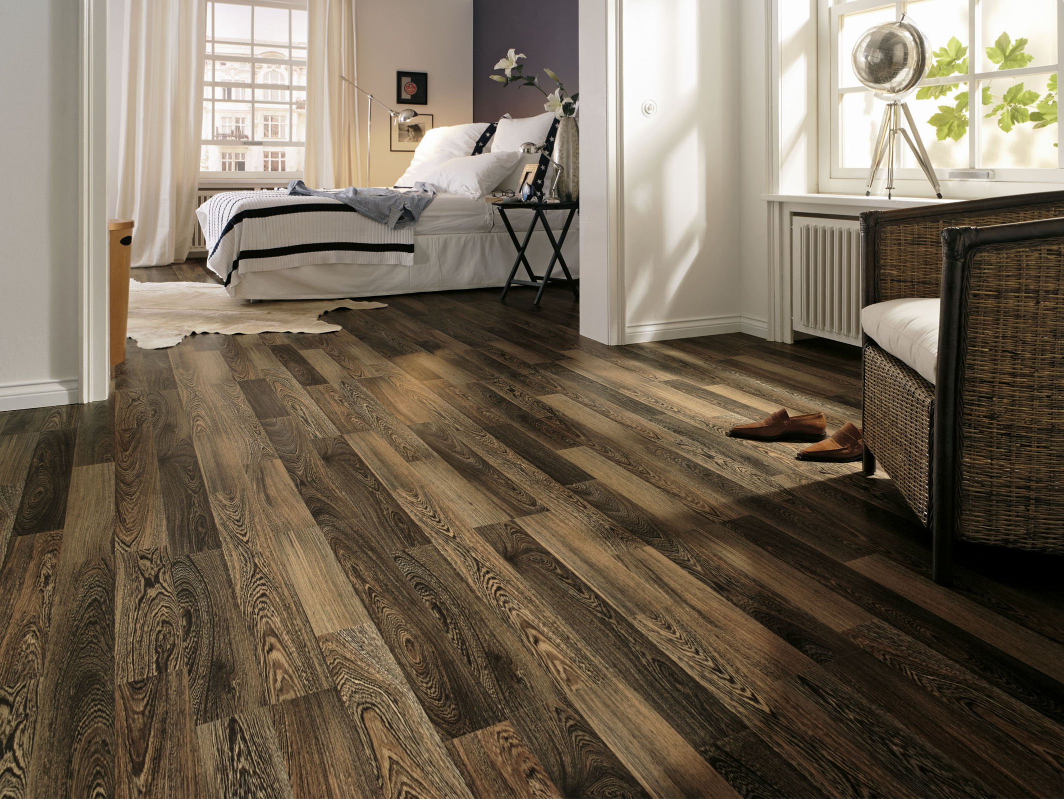 From Mona Lisa to Panga Panga Laminate flooring offers an impressive